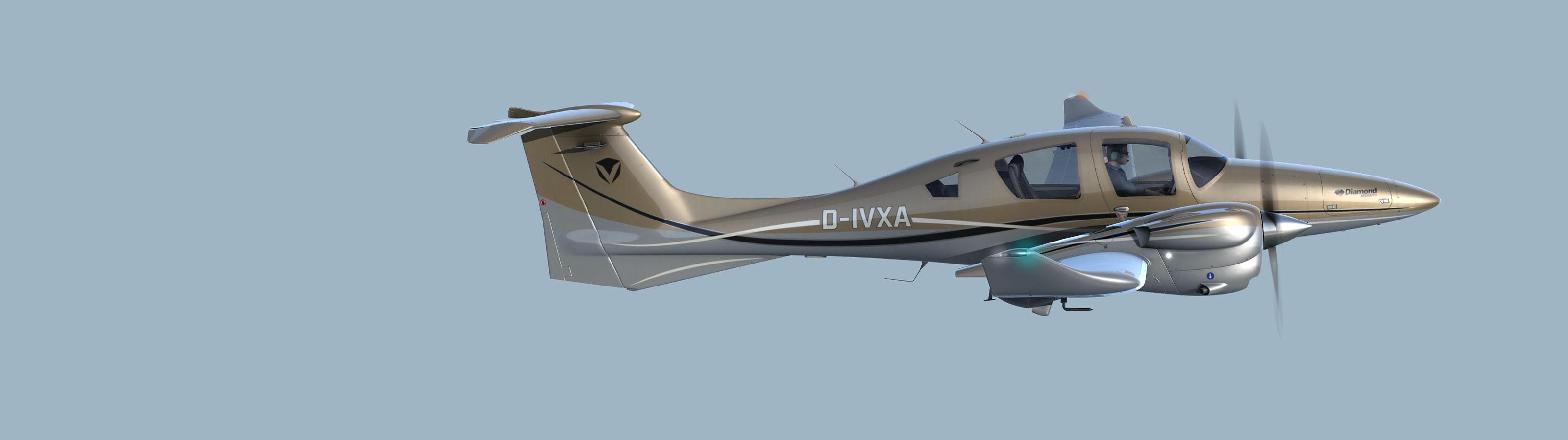 Vertx Diamond DA62
